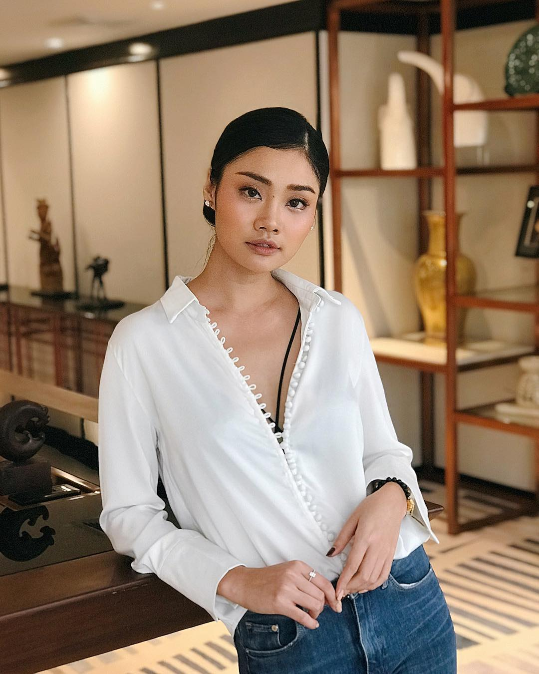 สาวเก่งเมืองไทย